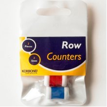 Row Counter Pack With 2 Sizes - Korbond Counters Care Repair Sewing New 180041 -  korbond row counters care repair sewing new 180041