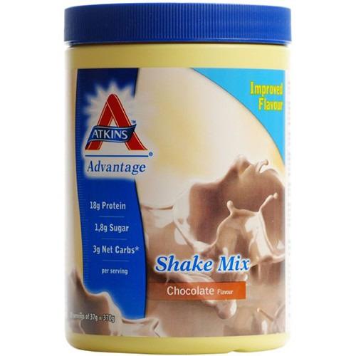 Atkins Advantage Chocolate Flav.shake Mix 10 Servings