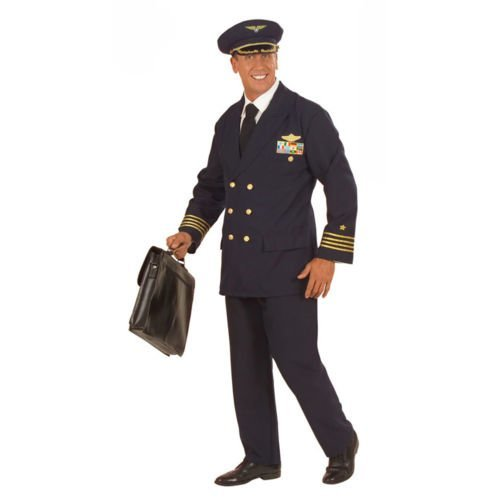 pilot captain uniform
