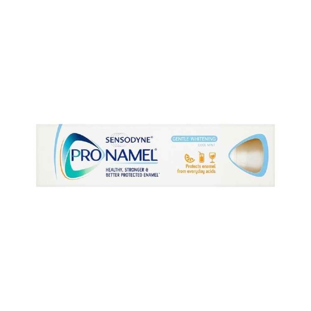 Sensodyne Toothpaste ProNamel Gentle Whitening Cool Mint 75ml