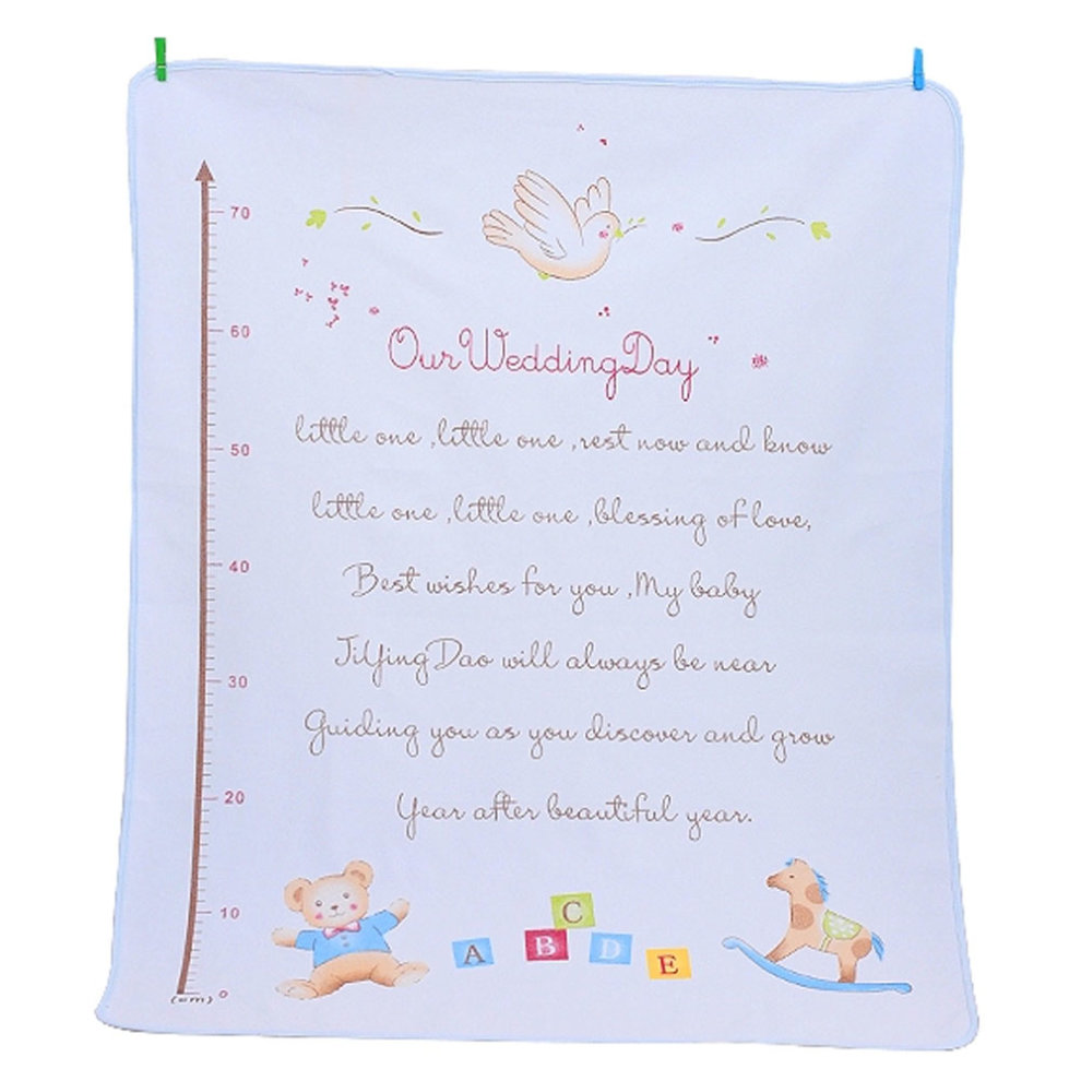 60*40cm Waterproof Bed Cover Infant Crib Sheet Newborn Keep Me Dry Pad Toddler Buy Now Baby