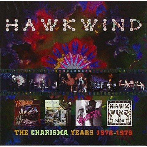 Hawkwind - Charisma Years 1976-1979 the [CD]