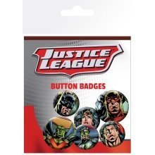 Justice League Badge Pack