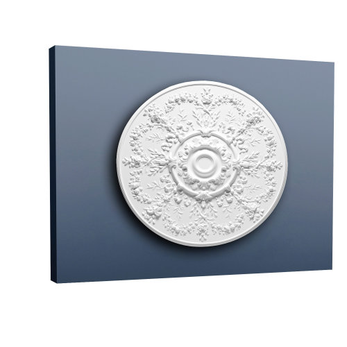 Orac Decor R64 LUXXUS Ceiling Rose Rosette Medallion | 95 cm diameter