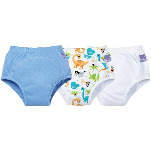 Bambino Mio Potty Training Pants 3 Pack Dino
