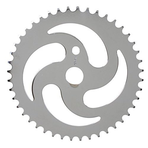 Wald 44T 1 8 Chrome Chainring 1 Piece