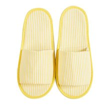 10 Pairs Non-slip Hotel / Travel / Home Disposable Slippers - A29