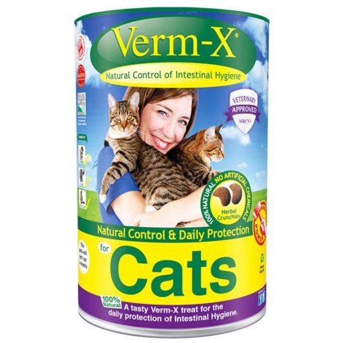Verm-x Treats For Cats 60g
