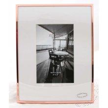 Copper Edged Photo Frame 7th Wedding Anniversary Gift FS99546