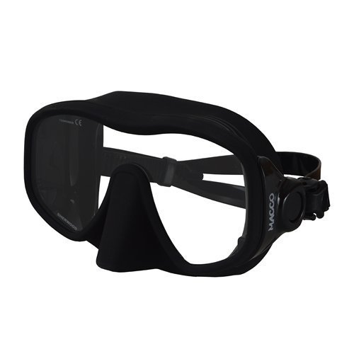 Sherwood Macco Frameless Mask Black