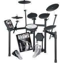 Roland TD-11K Electronic V-Drums Drum Kit And FREE Backbone Tutorial Book & CD Worth £15.99