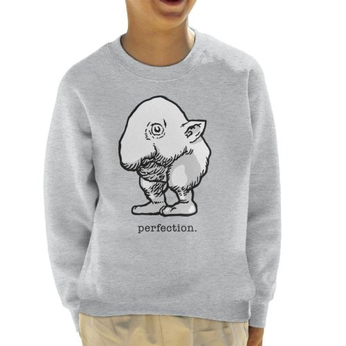 Perfection Nose Thing Berserk Kid's Sweatshirt