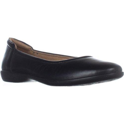 naturalizer Flexy Comfort Flats, Black, 5.5 UK