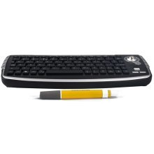 Sumvision RIO Mini Wireless Multi-Media Keyboard - Trackball