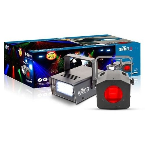 Chauvet DJ JAM Pack Ruby Effect Lighting Package