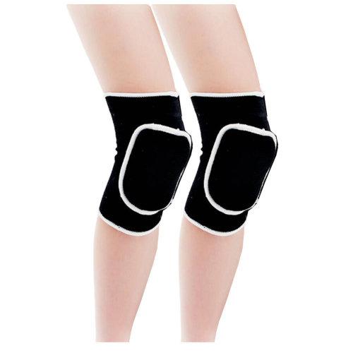 Knee Brace Sleeve for Yoga/Dance/Football/ Basketball Sports Protection Black