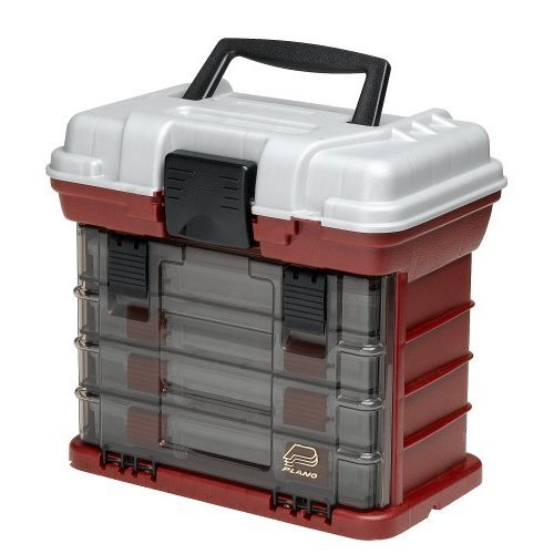 Plano 1354 02 By Rack System 3500 Size Tackle Box