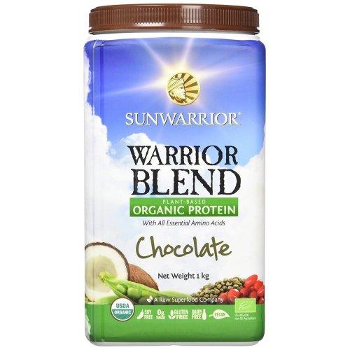 Sunwarrior Organic Warrior Blend Protein Chocolate 1kg