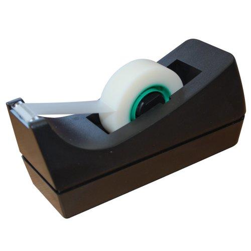 5 Star Tape Dispenser For Rolls Up To 33mx19mm Black
