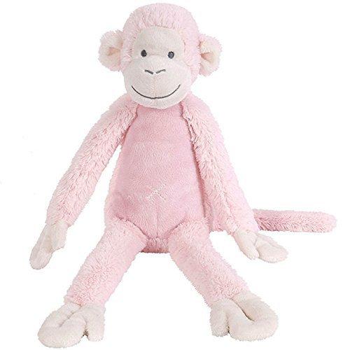 Happy Horse 45cm Monkey Mickey No.2 Soft Toy (Pink)