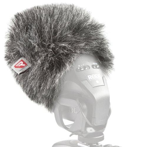Rycote 055430 Mini Windjammer for Rode Stereo VideoMic Pro