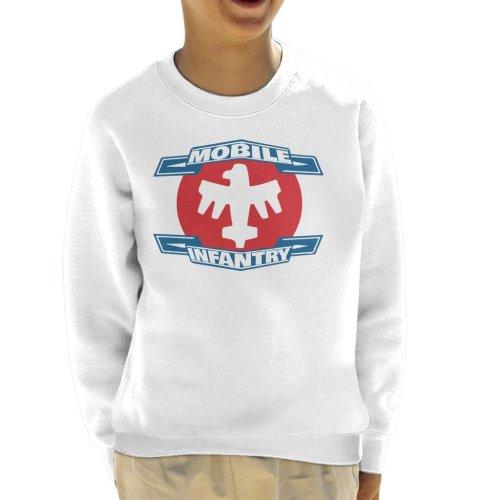 Mobile Infantry Logo Starship Troopers Kid's Sweatshirt