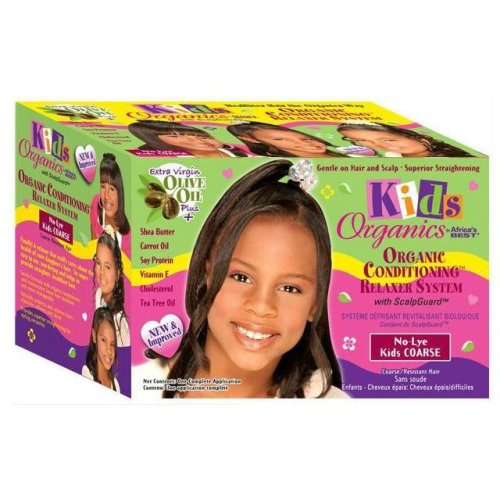 Africa's Best Kids Organics Conditioning Relaxer System Coarse