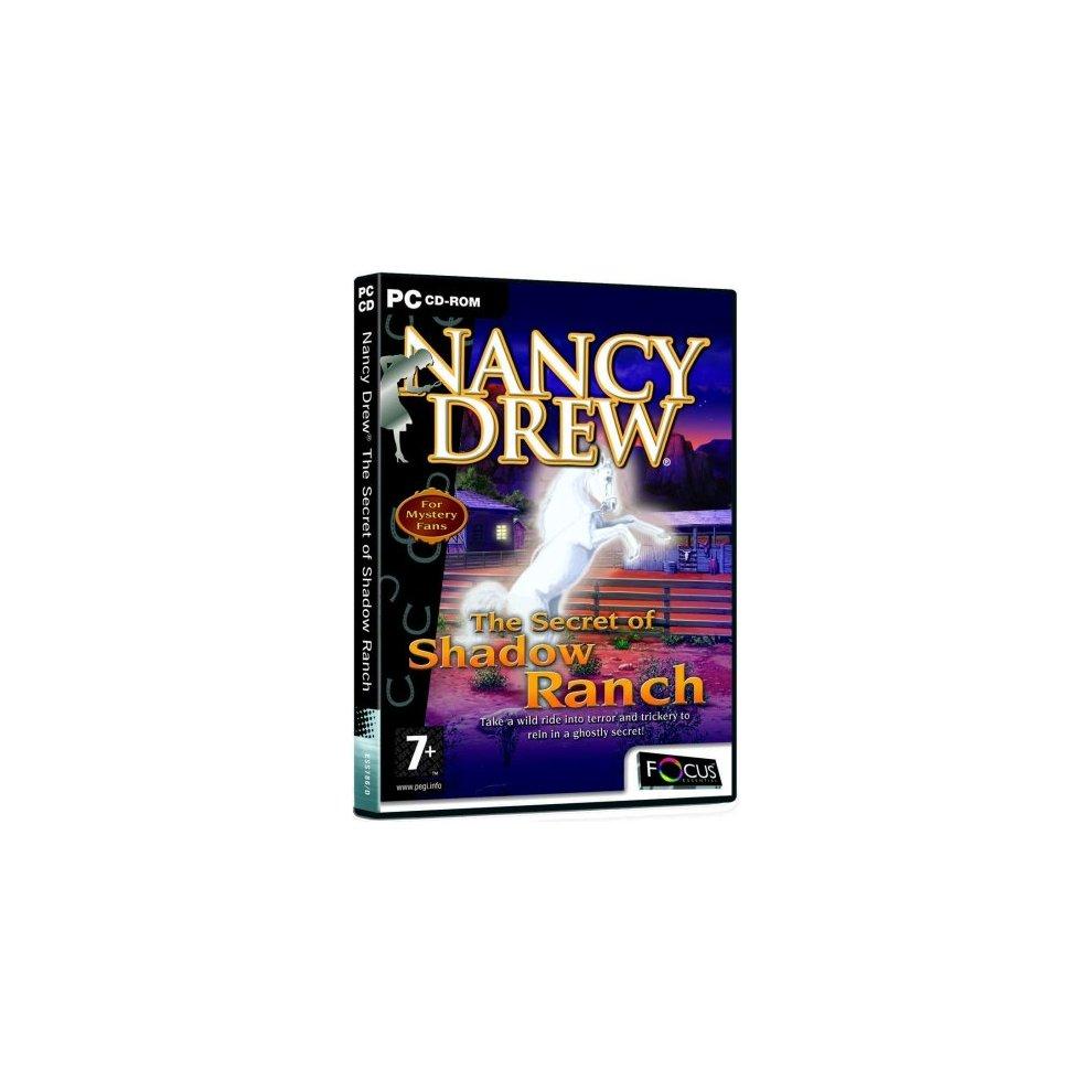 Nancy Drew The Secret of Shadow Ranch (PC CD)