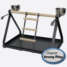 Strong Parrot Playground Livia Silverstone Grey 49.5x30.5x33 cm 93013