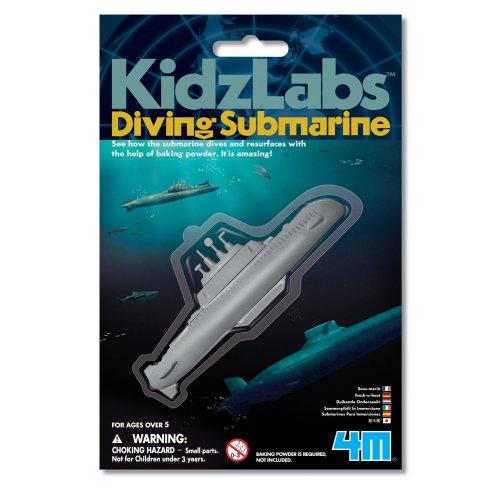 Diving Submarine - Kidz Labs