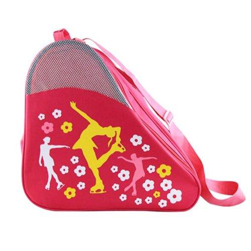 Winter Ice Skate Backpack Skate Carry Bag Skate Blade Shoe Bag-03