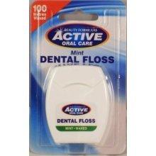 Active Dental Floss - Dispenser -  active dental floss dispenser