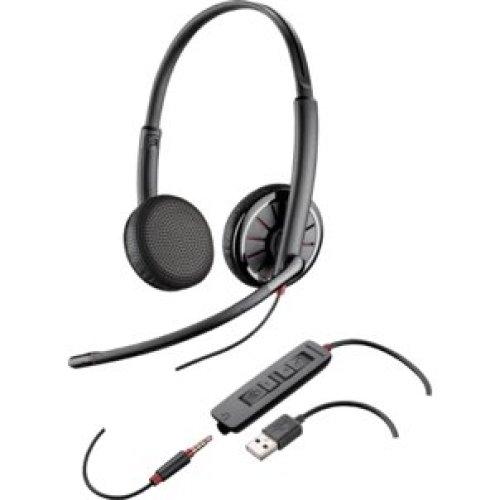 Plantronics Blackwire C325-M Binaural Head-band headset