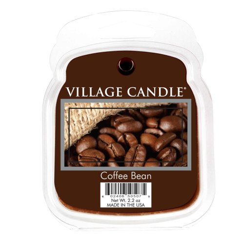Village Candle Wax Melt Packs For Use with Melt Tart & Oil Burners Coffee Bean