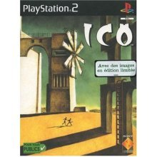 Ico (PS2) Limited Edition 2002, French Version
