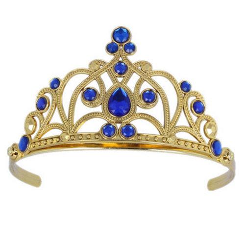 Novelty Tiaras Dress-Up Tiaras Tiara Crown Princess Great Party Tiaras ( J )
