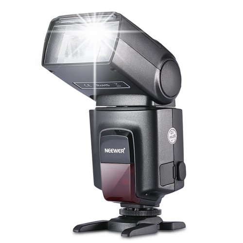 Neewer TT560 Flash Speedlite for Canon Nikon Sony Panasonic Olympus Fujifilm Pentax Sigma Minolta Leica and Other SLR Digital SLR Film SLR Cameras...