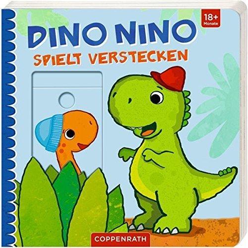 Dino Nino spielt Verstecken