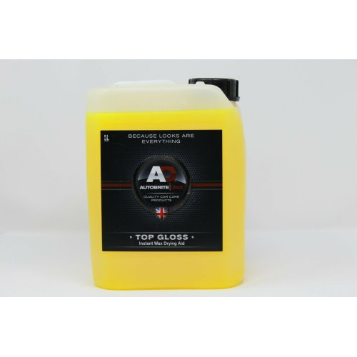 Top Gloss - Instant Wax Drying Aid 5ltrs