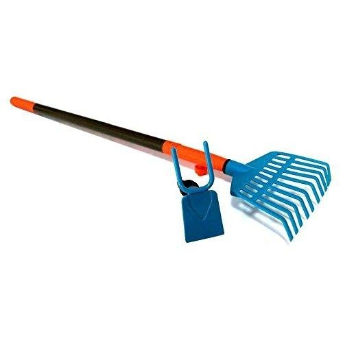 Gardena Boys And Girl - Lawn Rake, Small Hoe