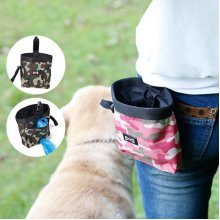 Dog Training Food Pouch Snack Bag Portable Outdoor Purse Pets Package Pet