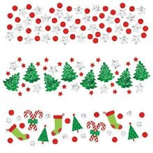 Christmas Confetti Pack Value 34g -
