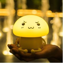 Silicone Soft Cute Night Light