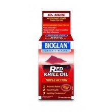 Bioglan Red Krill Oil 30 Capsules