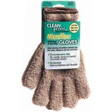 Microfiber Gloves 1 Pair-Beige