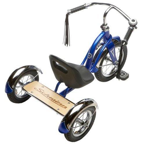 Schwinn Roadster Tricycle 12 wheel size Trike Kids Bike Blue