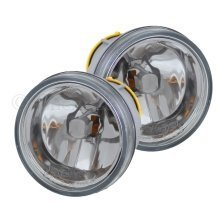 Citroen Xsara 2003-2004 Front Fog Light Lamps 1 Pair O/s & N/s