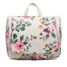 Miss Lulu Toiletry Travel Wash Makeup Cosmetic Bag Flower Print