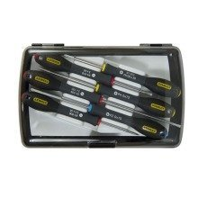 Stanley 0-65-492 FatMax Precision Screwdriver Set 6 Piece