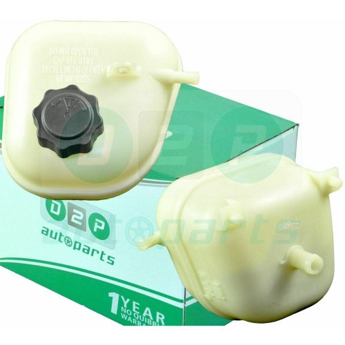 COOLANT EXPANSION TANK / HEADER TANK & CAP FOR MINI R52 R53 COOPER S 17137529273
